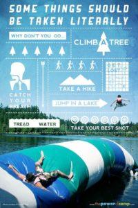 Tent-site Camping Getaway