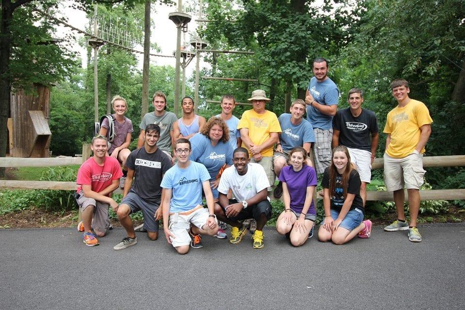 Activities_Staff_Challenge Adventure_High Ropes