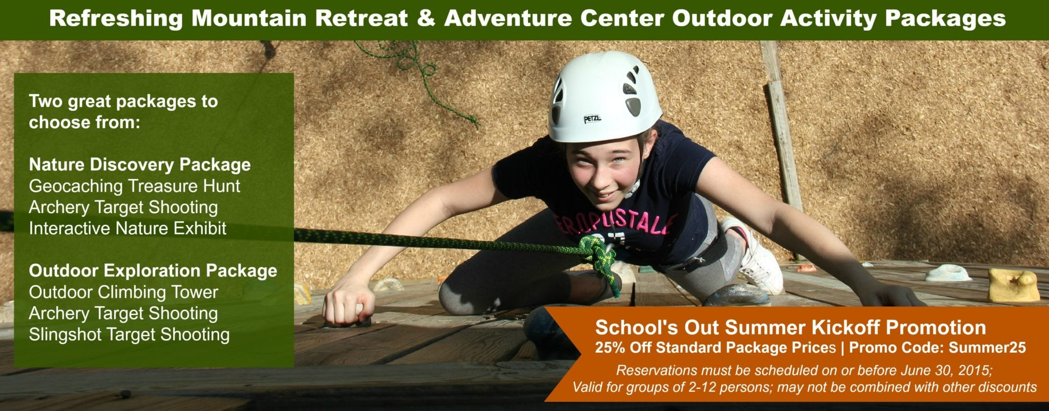 Climbing Tower_Activity Package_Promo_Summer