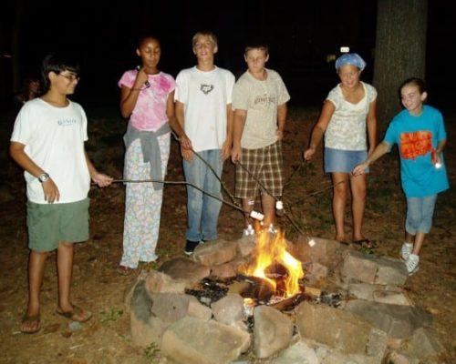 Campfire_Teens_Retreat_Summer