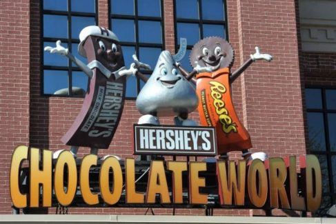 Hershey Chocolate World_Area Attractions_Things to Do