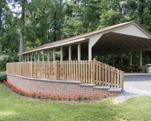 Pavilion A at Refreshing Mountain