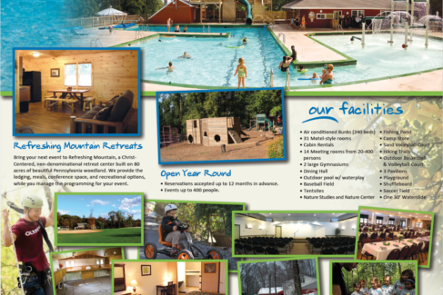 Retreat Brochure Thumbnail