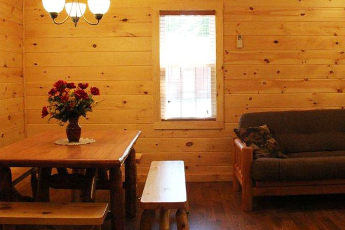 Cabin rentals in Lancaster PA