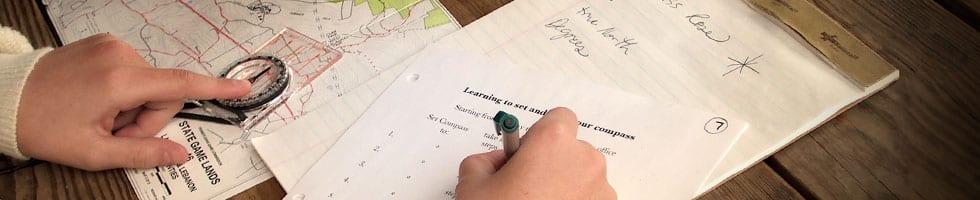 Orienteering_Geocaching_School Groups