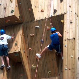 Climbing Tower_Men_Teens_Summer