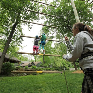 Women_Giant Ladder_Activities_Things to Do