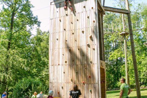Climbing Tower_Kids_School Group_Activities