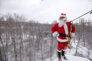 Challenge Adventure_Snow_Activities_Santa