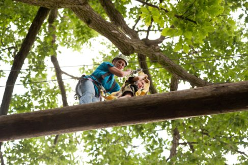 High Ropes_Families_Kids_Challenge Adventure