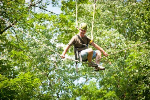 Challenge Adventure_High Ropes_Men_Activities