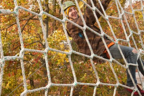 Men_Winter_High Ropes_Things to Do
