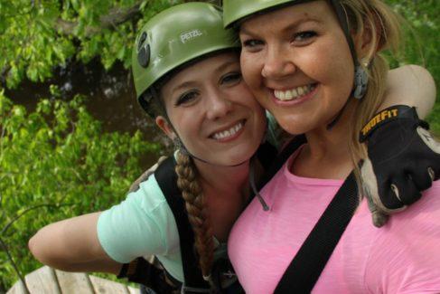 Ziplines_Challenge Adventure_Spring_Women