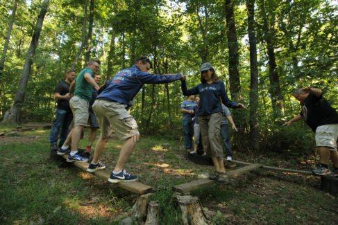 Teambuilding_Summer_Low Ropes