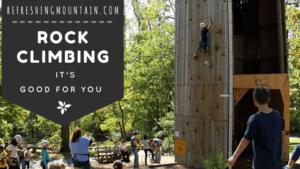 Rock Climbing Banner Image