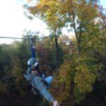 Aerial Excursion_Zipline_Fall_Leaves