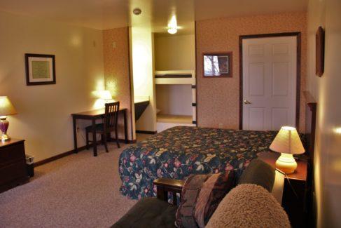 Lodges interior