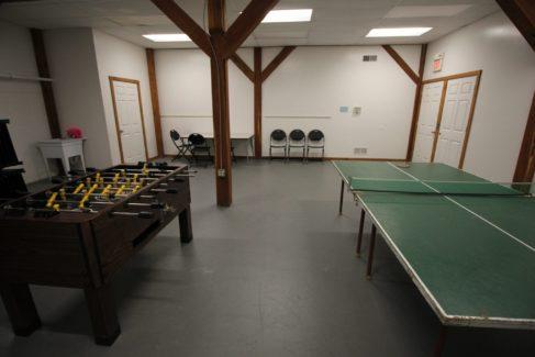 Workshop meeting room at Refreshing Mountain
