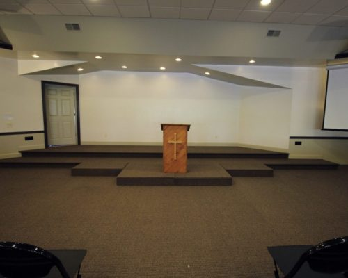 Meeting Room H Lecture