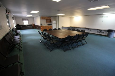 Meeting Room B Conference Table
