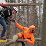 Winter_Giants Ladder_Staff_Teamwork_Climbing