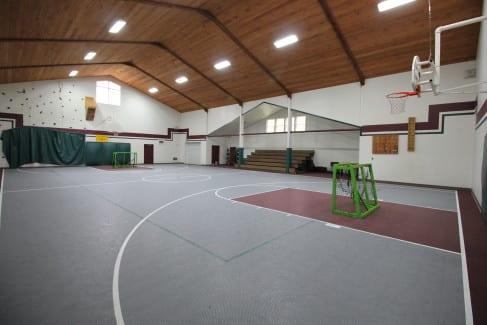 Gym 1 Soccer Nets