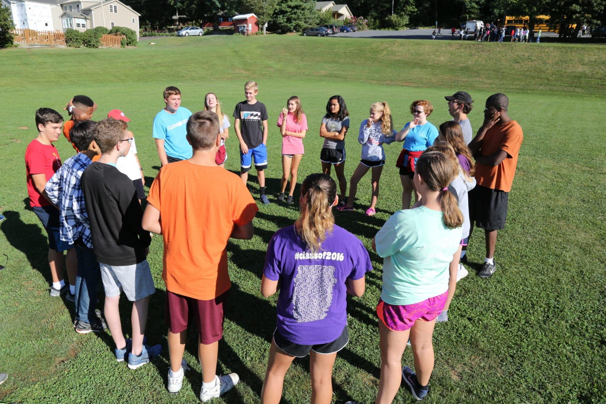 Church Retreat Team Building Activities