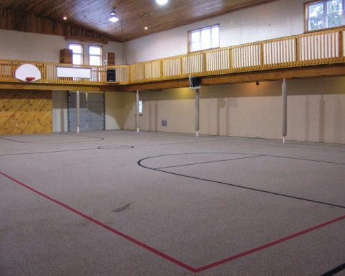 Gym #2 Indoor Basketball