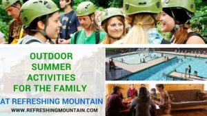 Outdoor Activities for family