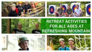 retreat activities for all ages