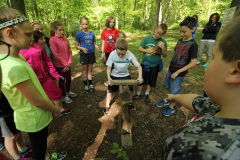 Outdoor Education School Field Trips