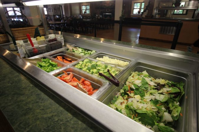Dining Hall_Food_Lunch_Group_Buffet
