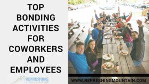 Top Bonding Activities for Coworkers Employees