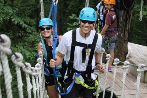 Aerial Excursion_Zipline_Summer_Family_Couple