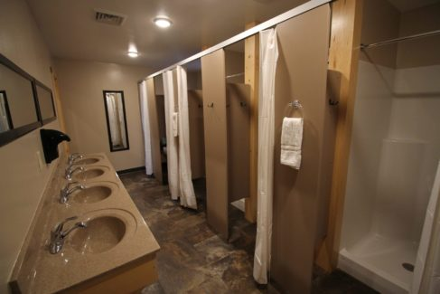 Bunks 1-4 Bathroom