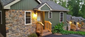 Third Night Free Cabin Rental Package