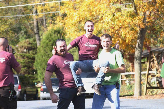 Guys Retreat at Refreshing Mountain in Lancaster PA