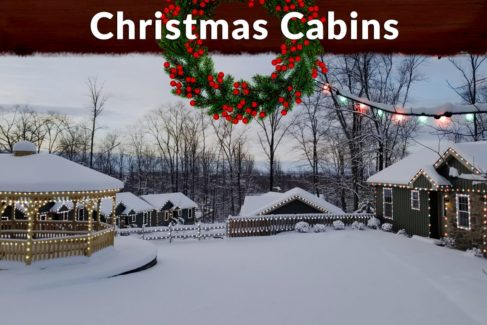 Christmas Cabins SPECIAL