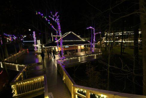 Christmas Cabins, Ziplines, & Great Gifts!