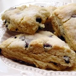 Grandma Johnson Scones from the kitchen at Refreshing Mountain